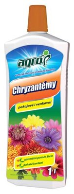 Hnojivo CHRYZANTEMY 1l AGRO
