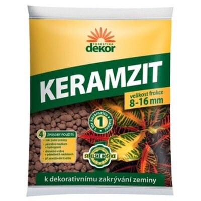 Keramzit 5l 8-16mm FORESTINA