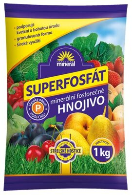 Superfosfát 1kg FORESTINA