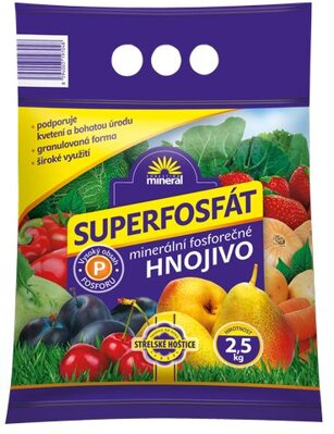 Superfosfát 2,5kg FORESTINA