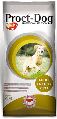 Proct Dog Energy 20kg