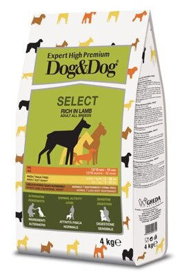 Dog&Dog High Premium Select 20kg