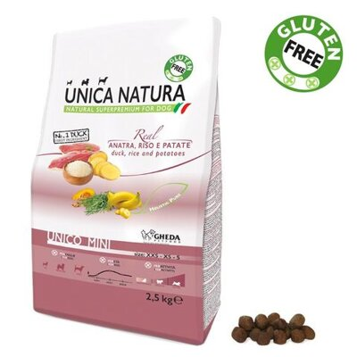 Unica Natura Mini Duck 2,5kg