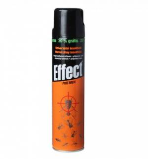 Effect spray proti hmyzu 400ml