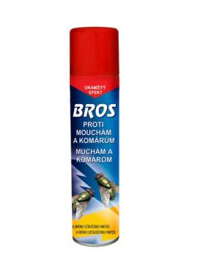Spray proti komárom a muchám 400ml